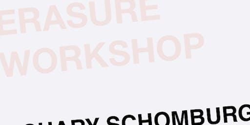 Erasure Workshop