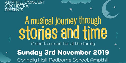 Ampthill Orchestra Kids Concert - 4.30pm (With Russell and Flitwick Lower Schools)