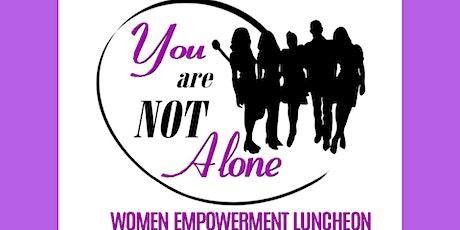 Women Empowerment Luncheon tickets