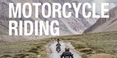 Motorcycle Ride - Quartz Mountain Loop