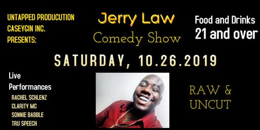 Raw and Uncut Comedy Show