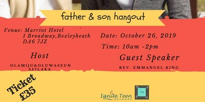 Father & Son Hangout