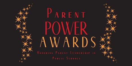 Alameda County Parent Power Awards tickets