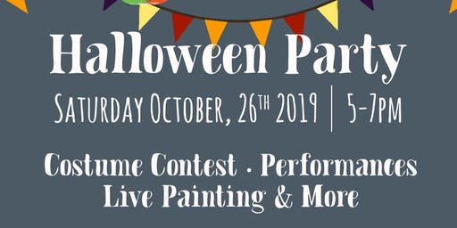Family Friendly Halloween Party!