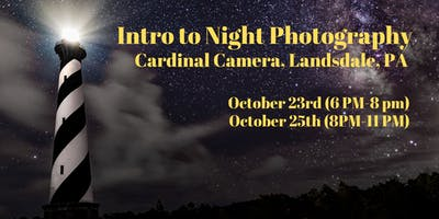 Intro To Night Photography