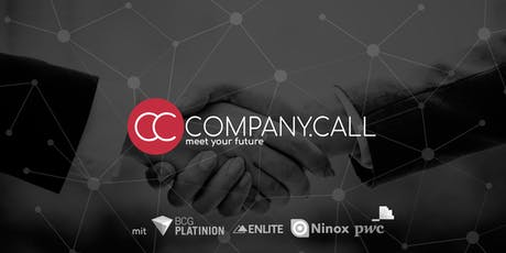 Company Call 2019 - Meet Your Future Tickets