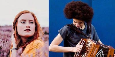 Double header -Rosie Hood & Cohen Braithwaite Kilcoyne @Devizes Folk Club