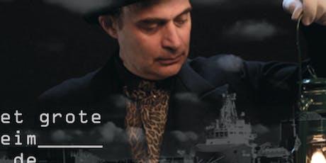 Theater: Het grote geheim van de Beverwijkse Haven tickets