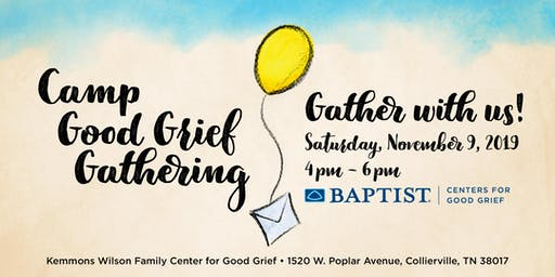 Camp Good Grief Gathering