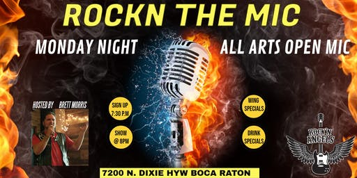 ROCKN THE MIC