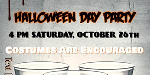 Pre Halloween  Day Party ALL ARE WELCOME