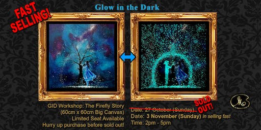 Workshop (Glow in the Dark): The Firefly Story (New Add  Tickets)