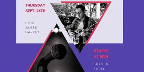 Open Mic Night at Leaves and Roots Lounge tickets