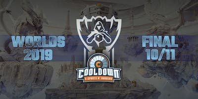 MUNDIAL DE LOL 2019 É NA COOLDOWN!