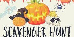 Pre Halloween Scavenger Hunt