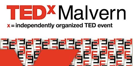 TEDxMalvern tickets