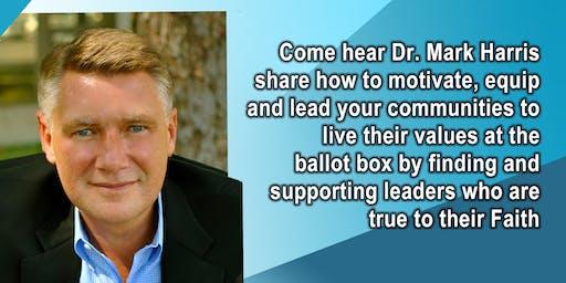 Dr. Mark Harris: Values-based Leadership Empowering Houston's Inner City