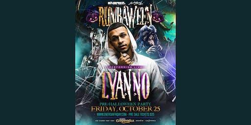 LYANNO PERFORMING LIVE  - RUMBAWEEN 2019/ENERGIA FRIDAYS