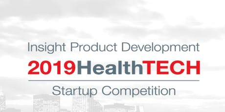 2019 HealthTECH Startup Competition tickets