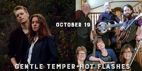 Gentle Temper and The Hot Flashes tickets