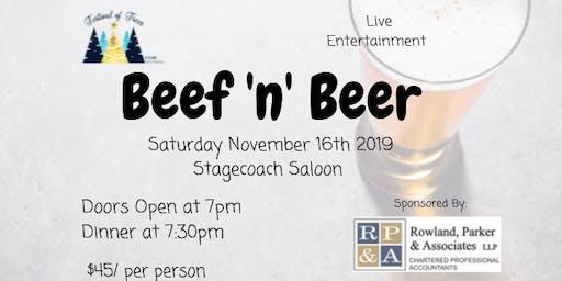 Beef 'n' Beer
