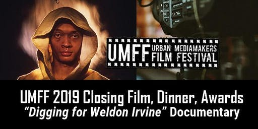 """""""Digging for Weldon Irvine"""" Documentary Feature, Dinner, Jazz, Awards & Q&A"""