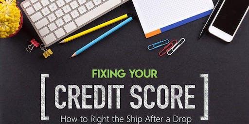 Do It Yourself Credit Repair Workshop