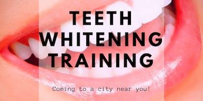 Teeth Whitening Class