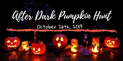 Annual After Dark Pumpkin Hunt