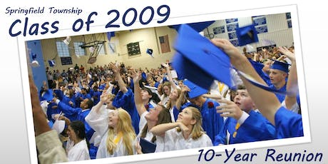Class of 2009: 10-Year Reunion tickets