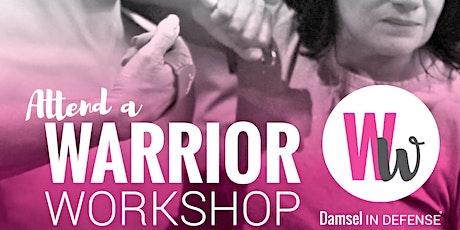 Women's Warrior Workshop tickets