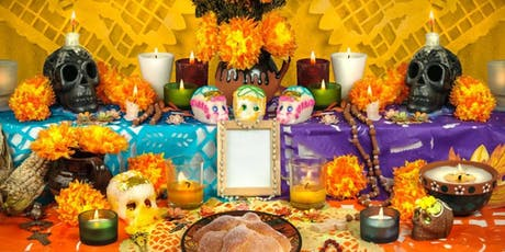 Traditional DAY of the DEAD Vegan  Mexican Dinner tickets
