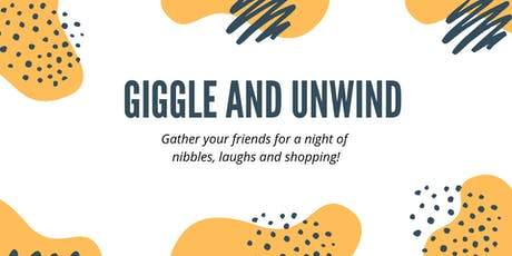 Giggle and Unwind tickets