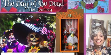 Day of the Dead exhibition by Dulce Tapp tickets
