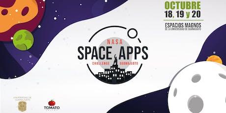 NASA Space Apps Challenge Guanajuato entradas