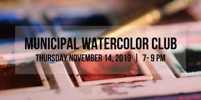 Municipal Watercolor Club