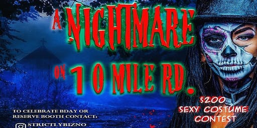 Nightmare  On 10 Mile Rd.