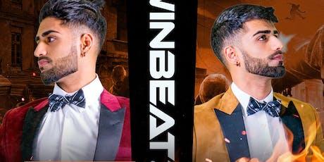 DJ TwinBeatz Live At SAX DC Halloween Edition tickets