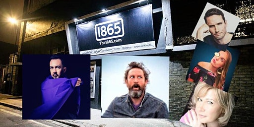Comedy with Phil Kay | The 1865