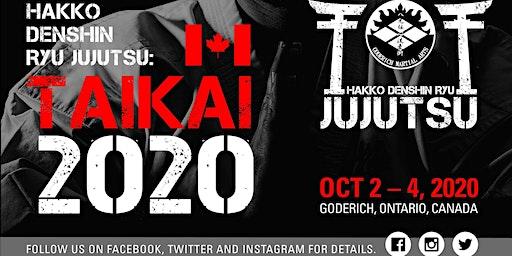 2020 Hakko Denshin Ryu International Taikai