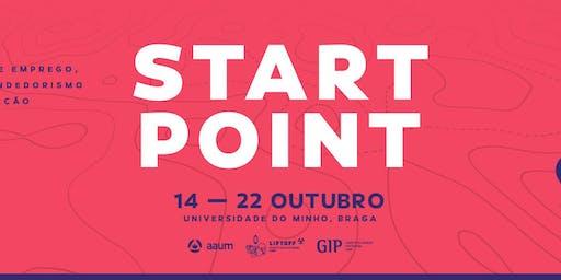 START POINT - Feira de Emprego, Empreendedorismo e Formação