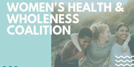 Women's Health & Wholeness Coalition: Meet & Greet tickets