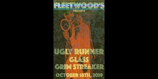 Ugly Runner // Gláss // Grim Streaker