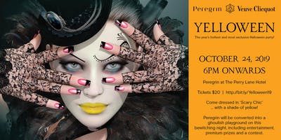 Peregrin's Yelloween Rooftop Soiree