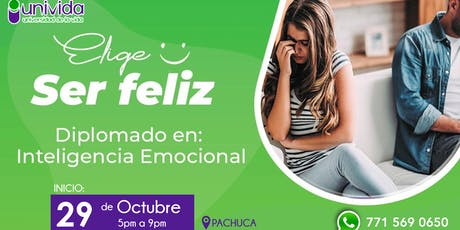 Diplomado en Inteligencia Emocional en Pachuca entradas