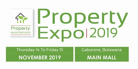 PROPERTY INVESTMENT EXPO 2019 tickets