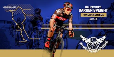 Halifax IMPS - Daz Speight Fundraising Bike Ride tickets