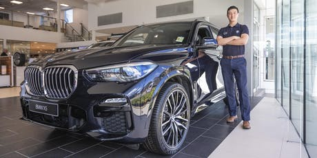 BMW Genius Workshop: Up Close and Personal with the BMW X5 tickets