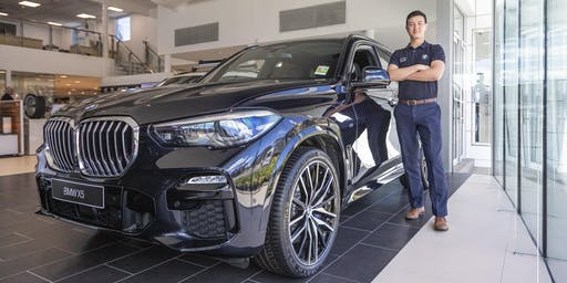 BMW Genius Workshop: Up Close and Personal with the BMW X5