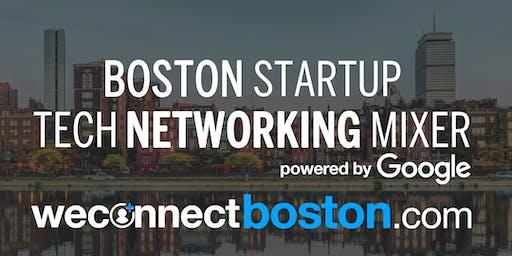 Boston Tech Networking Mixer powered by Google